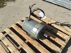 Baldor 10-13 HP Single Phase Electric Motor