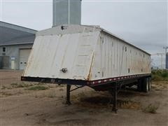 2000 Neville T/A Grain Trailer