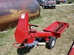 Peck Ground Load Auger