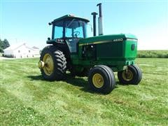 1989 John Deere 4850 2WD Tractor