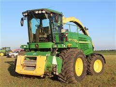 2010 John Deere 7950 Self-Propelled Forage Harvester