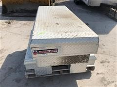 Weather Guard Steel Saddle & Side Toolboxes