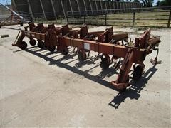 """Krause 4600 6R30"""" 3-Pt Mounted Row Crop Cultivator"""