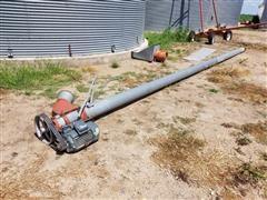 Hutchinson Mayrath Grain Leg Augers/Transfer Conveyors