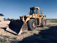 1987 Caterpillar 980C Wheel Loader