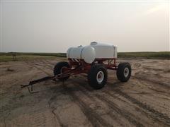 2012 JD Skiles Row Tracker Fertilizer Tank