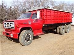 1979 GMC 7000 T/A Grain Truck