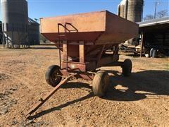 M&W SDW Little Red Wagon Grain Cart