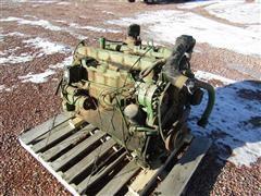 John Deere 6329DH01 Diesel Engine