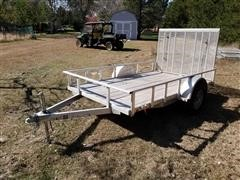 2017 Carry On 6x10 Utility Trailer