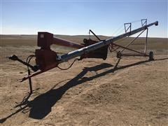 "Peck 1004-61 10"" Swing-Away PTO Auger"