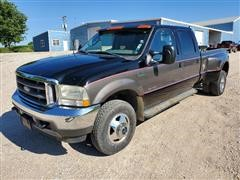 2003 Ford F350 Super Duty Lariat LE 4x4 Crew Cab Dually Pickup