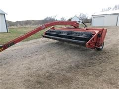 Case IH 8370 Pull Type Swing Tongue Windrower