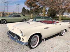 1955 Ford Thunderbird Classic Convertible