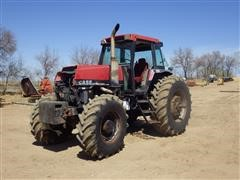 1987 Case IH 3394 MFWD Tractor