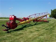 Westfield MKX130-94 Grain Auger W/Power Hopper