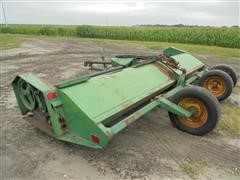 John Deere 27 15' Stalk Chopper