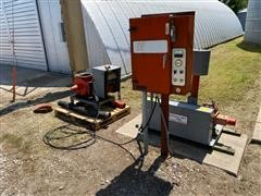 Farm Fans Convey Air System