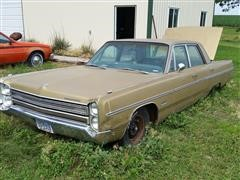 1968 Plymouth Fury III Car