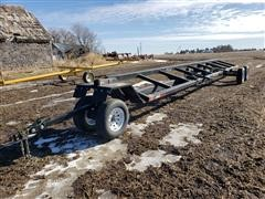 Maurer M32 32' Header Trailer