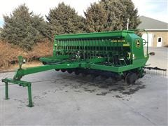 2002 John Deere 1560 No-Till Grain Drill