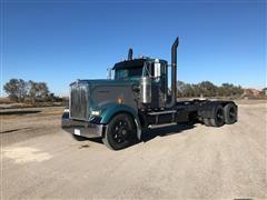 1995 Kenworth W900L T/A Truck Tractor