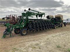 "2017 Great Plains YP2425A-4715 24R30"" & 47R15"" Planter"