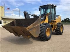 2004 John Deere 624J Wheel Loader