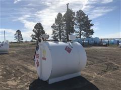 STI 1000-Gal Steel Fuel Tank