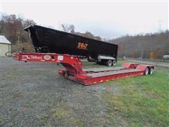 2013 Talbert T(3)35CC-HRG-T1 T/A (35 Ton) Lowboy Trailer