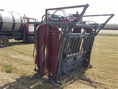 WW Hydraulic Cattle Chute