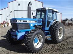 1988 Ford TW-35 MFWD Tractor