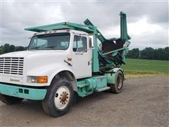 1992 International 4700 S/A Truck Mounted Tree Spade