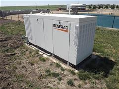 Generac QT08054JNAX Stationary 80KW Generator