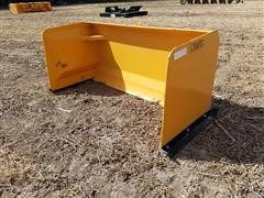 2019 Industrias America SP06 Snow Pusher Skid Steer Attachment