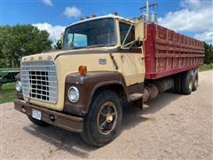 1972 Ford 750 T/A Grain Truck