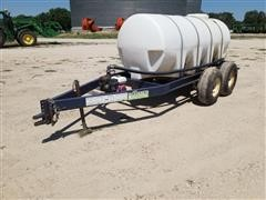 Schaben T/A Water Trailer