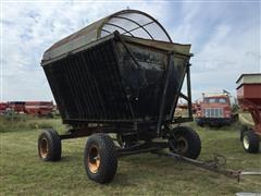 Dump Chief Silage Dump Wagon