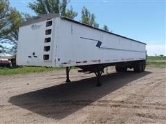 1997 Mauer T/A Grain Trailer