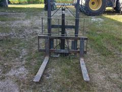 Woods 40 3 Pt Forklift
