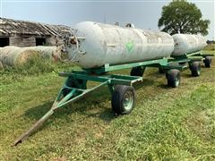 NH3 Tanks