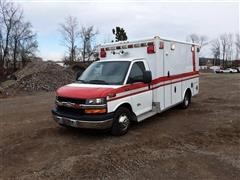 2009 Chevrolet G4500 Ambulance