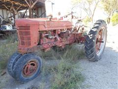 Farmall Super H 2WD Tractor