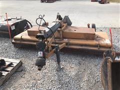 1998 Woods C114-1 Pull Type Mower
