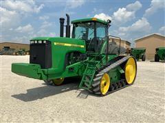 2000 John Deere 9400T Tracked Tractor
