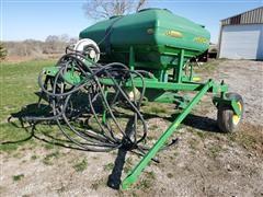 John Deere 60 Seed Cart Assembly