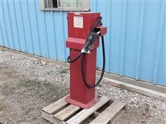 Fill-Rite Upright Gas Pump W/Hose & Nozzle