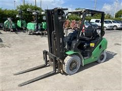 2012 Komatsu G25T-16 Forklift