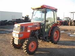 Kubota M8200N MFWD Orchard Tractor