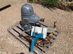 Amarillo Gearhead With End Gun